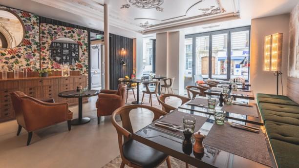 Le Belleval Salle Restaurant