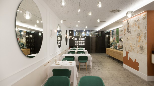 Juan Carlos Ferrando Restaurante Sala