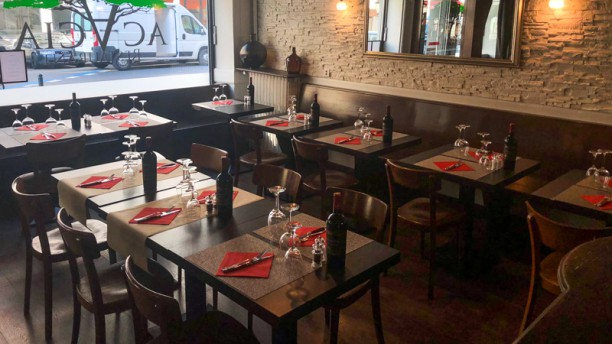 Restaurant Acacia - Charbonnades - Picanha Vue de la salle