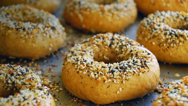 Le Sandwich Rit bagel