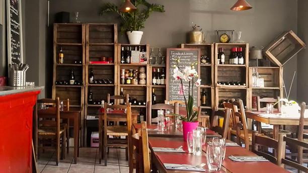 LEsprit Gourmand  Restaurant, 17 Rue Beaumont 06000 Nice