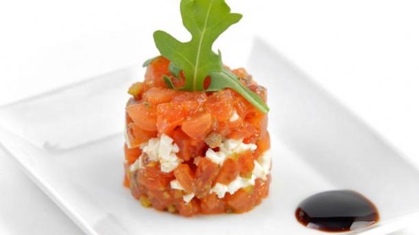 CentOnze - Hotel Le Méridien Tartar de Tomate