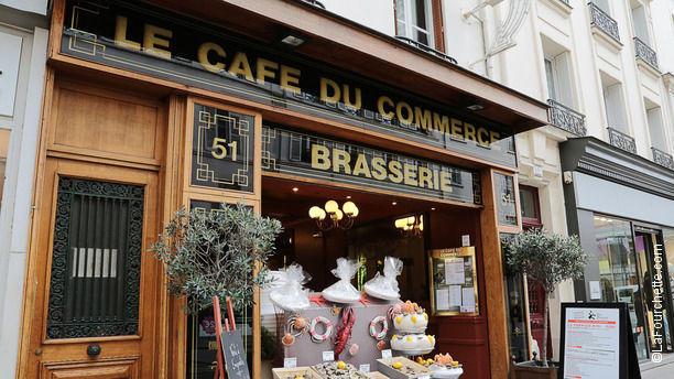 Le caf du commerce restaurant 51 rue du commerce 75015 - Rue du commerce cuisine ...