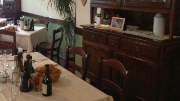 Ristorante Pizzeria Donada sala interna
