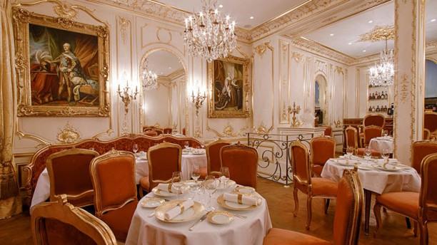 Le Bien Aimé Salle du restaurant