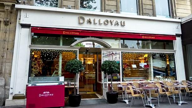 Dalloyau Luxembourg devanture