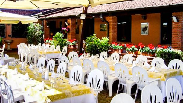 Bella Venezia La sala esterna