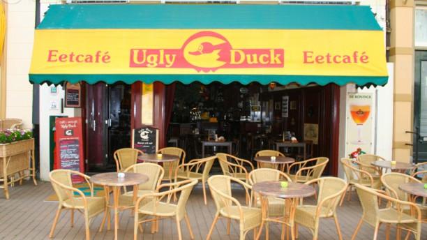 Eetcafé Ugly Duck terras