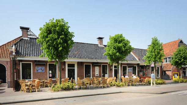 De Pompstee het restaurant