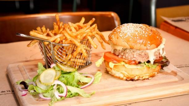 Les Fils à Maman - Rennes burger