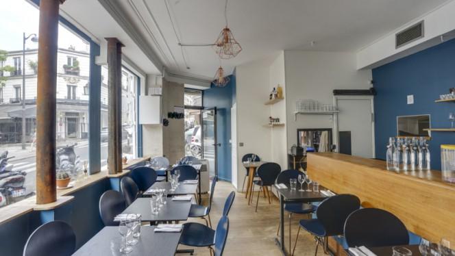 Alix et Mika : Tartares sur mesure - Restaurant - Paris