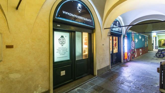Oh My God! Ristorante cucina inglese a Padova - Menu, prezzi ...