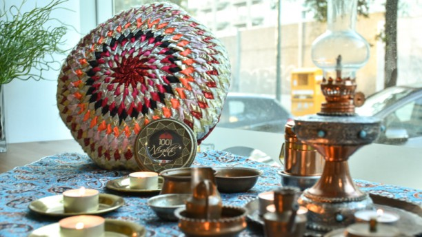 1001 nights iranian restaurant a lisboa menu prezzi for 1001 nights persian cuisine groupon