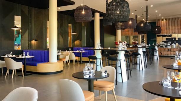 COTé Le Restaurant vue ensemble de la salle