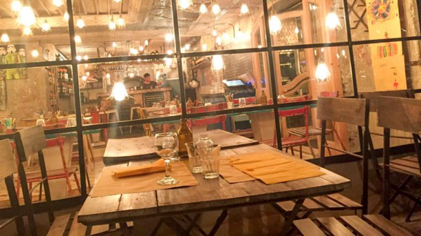 Sala Da The Roma.Da Brando In Rome Restaurant Reviews Menu And Prices
