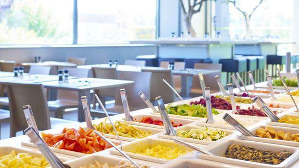 Salad&Co Caen Mondeville Salad'bar à volonté !