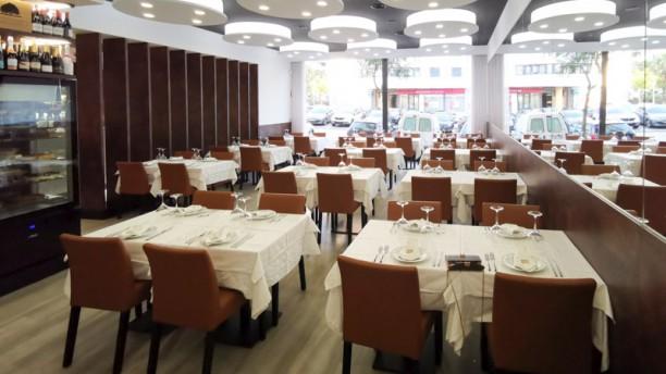 SR Restaurante Garrafeira Vista da sala