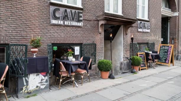 Restaurant Cave Entrance