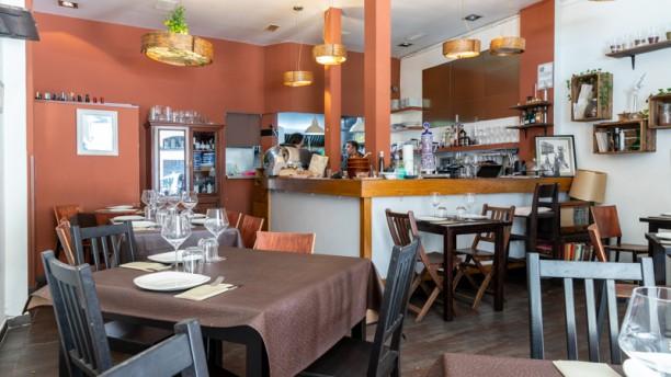 Mura Mura Osteria Café Vista Sala