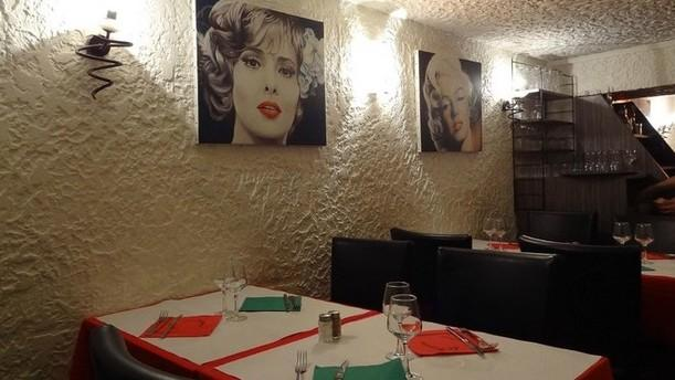 La Pizzaiola chez Xavier salle
