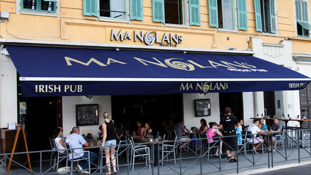 Ma Nolan's Nice Port Restaurant