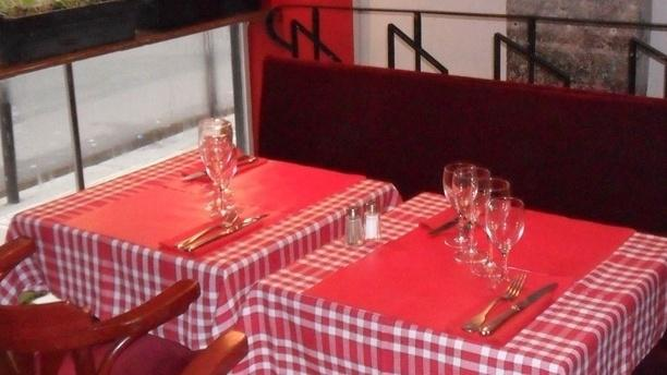 La Table d'Ana Salle