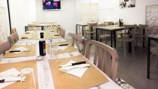 Pizzeria Itaco La sala