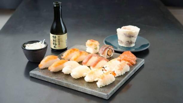 Restaurant C u00f4té Sushi Bois Colombesà Bois Colombes (92270) Menu, avis, prix et réservation # Avis Bois Colombes