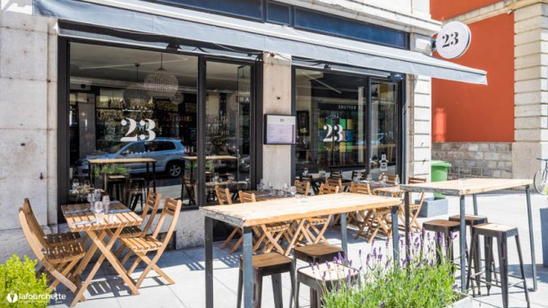 Bistrot 23 In Genève Restaurant Reviews Menu And Prices