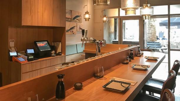 Konnichiwa Het restaurant