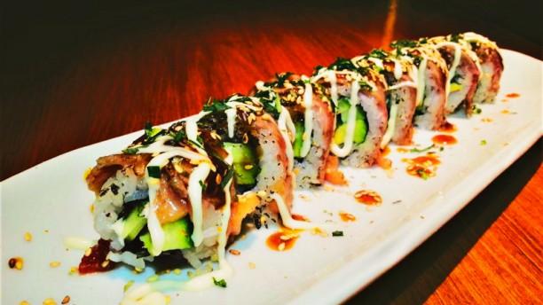 Konnichiwa Omakase sushi