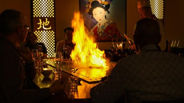 Konnichiwa Teppan cuisine