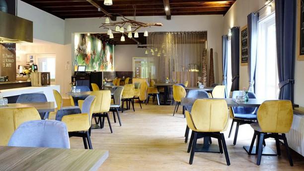 Brasserie Woods Landgoedhotel Woodbrooke - Brasserie Woods