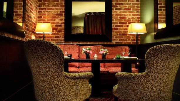 Le salon d 39 h l ne h l ne darroze restaurant 4 rue d for Le salon d helene