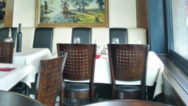 Restaurant Atlantic Vue de la salle