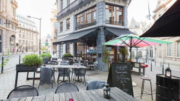 Chez Gudule Terrasse