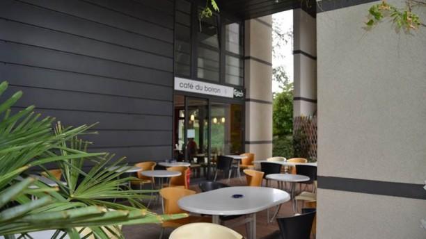 Café du Boiron Terrasse