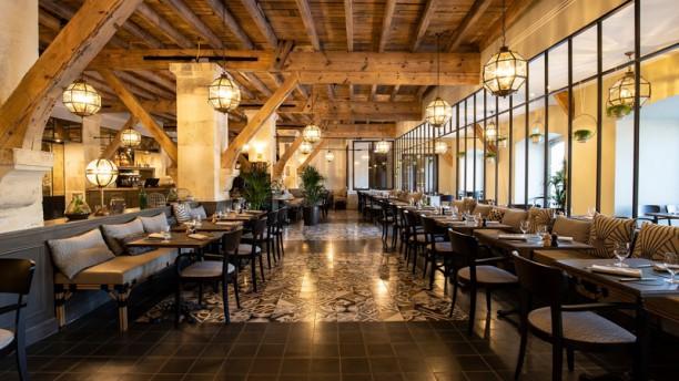 Hotel Chais Monnet - La Distillerie vue de la salle