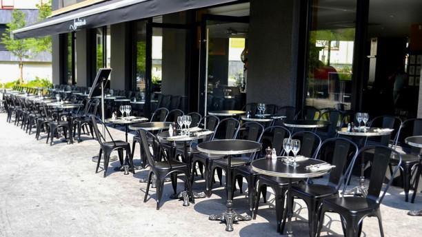 Iguana Café Les Batignolles Terrasse