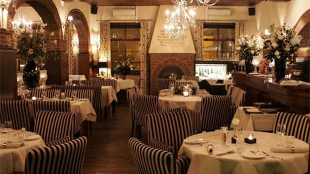 De Mof Het restaurant