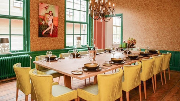 Restaurant de Provenier Restaurant