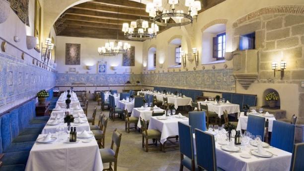 Restaurante Parador de Plasencia Vista sala