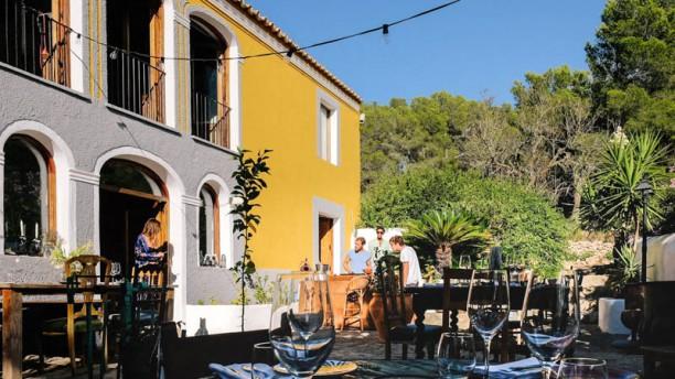 La Finca by Ibiza Food Studio Vista exterior