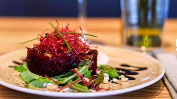 Liquid Bar och Restaurang Mat
