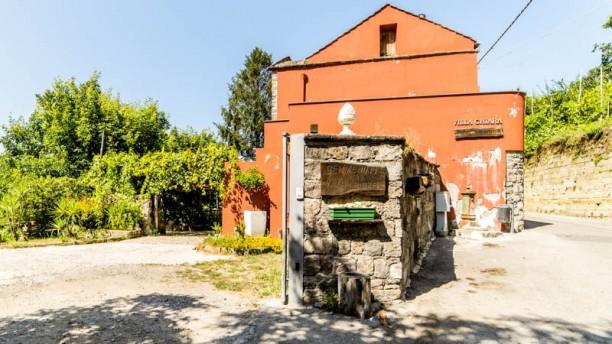 Villa Chiara -Orto&Cucina- Entrata