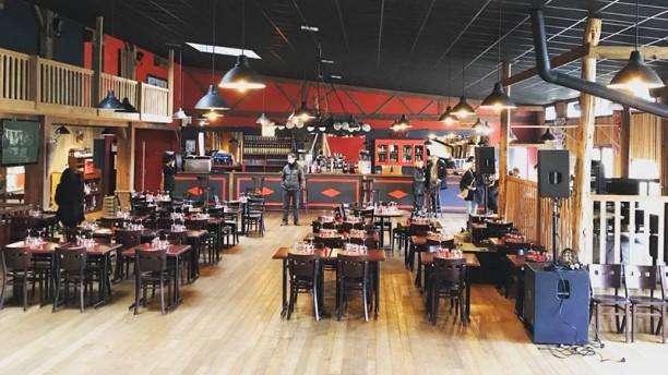 Le New Saloon Vue de la salle