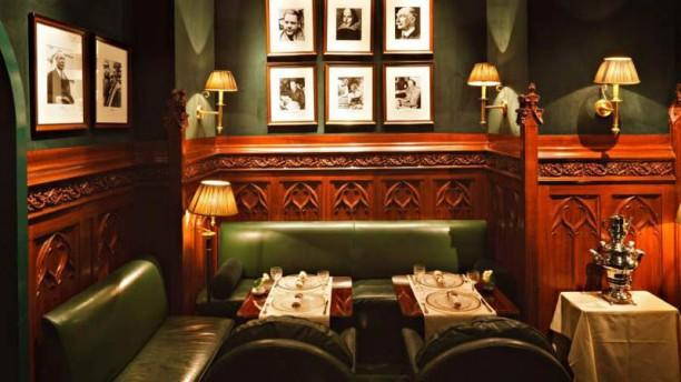 Duke's Bar – Hôtel Westminster Paris salle