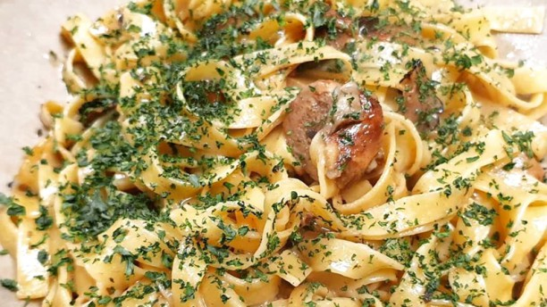 Spizzi&Co Tagliatelle Ai Funghi Porcini