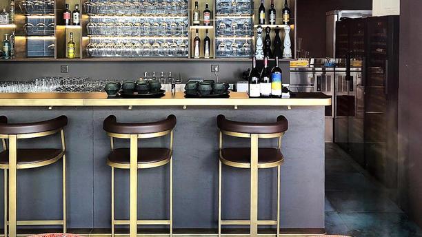 Arakel Wine Bar Vue de la salle