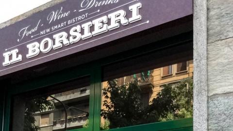 Il borsieri, Milano